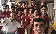 Kepezspor Türkiye Şampiyonası Yarı Finallerinde