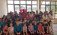 Lapseki'de Judo Büyüyor