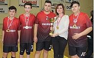 Umurbey Ortaokulu Şampiyon
