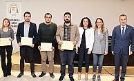 Gökhan'a fahri dedelik sertifikası