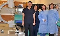 Günde ortalama 20 hastaya endoskopik işlem yapılıyor