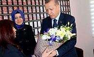 Şehit ve Gazi ailelerinden Erdoğan'a tam destek