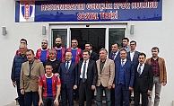 """Turan """"Spor'un ve Sporcunun yanındayız"""""""