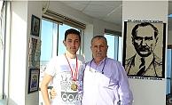 Türkiye şampiyonu Tahir Erdemir