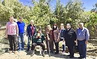 Uz'dan Şehit ve Gazi ailelerine moral ziyareti