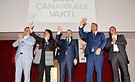AK Parti seçim startını Çan'dan verdi