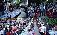 Belediyeden geleneksel mahalle iftarları…