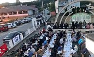 Bosna Hersek'in Ahmici Köyü'nde iftar