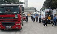 Çanakkale'de iş kazası: 1 yaralı