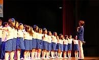 Çocuk Kültür Evi Korosu'na 3 başarı ödülü
