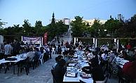 ÇOMÜ Rektörlüğü'nden öğrencilere iftar