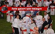 ÇTSO'dan Bayramiçli üyelere iftar yemeği