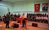 Engelliler korosundan muhteşem konser