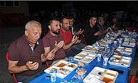 Eviş İnşaat'tan iftar yemeği