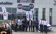 Fiat Karahallılar Otomotivden örnek proje