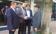 MHP'li Bayram'dan Çan'a çıkarma…