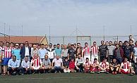 Orman Futbol Turnuvası Sona Erdi