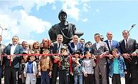 Seyit Onbaşı Parkı açıldı
