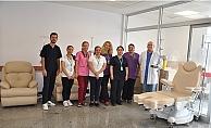 6 ayda 3000 hastaya hizmet