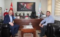 Atalay'dan Anlamlı Ziyaret
