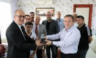 Aziz Sinan Alp'e Hoşgeldin