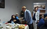 Biga TSO huzurevinde iftar verdi