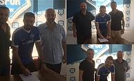 Bigaspor'da imzalar atılıyor
