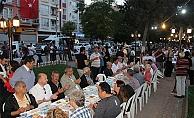 CHP Çan İlçe Örgütünden iftar yemeği