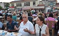 CHP'den Yenice'ye iftar yemeği