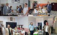 CHP'li Başkanlar sandık başında…