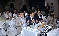 Kaşdemir'den personele iftar yemeği