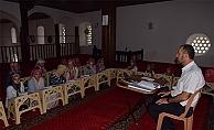 Lapseki'de Yaz Kur'an Kursları başladı