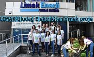 LİMAK Uludağ Elektrik'ten örnek proje