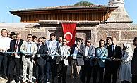 Taşköprü Camii ibadete açıldı