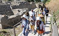 Troya Yılı'nda ziyaretçi patlaması