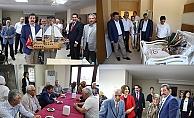 Vali Tavlı'dan Ramazan Bayramı ziyaretleri