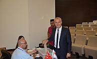 Ahmet Çelik Çanakkale Körfez yöre temsil kurulu başkanı seçildi