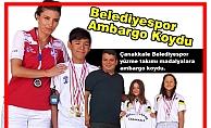 Belediyespor Ambargo Koydu