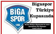 Bigaspor Türkiye Kupasında