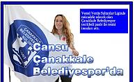 Cansu Çanakkale Belediyespor'da
