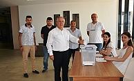 ÇTSO'da il delegeliği seçimi