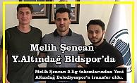 Melih Şencan Y.Altındağ Bldspor'da