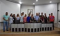 Osnabrücklü gençler Çanakkale'de