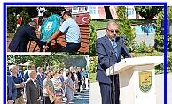 Atatürk'ün Cumhurbaşkanı olarak Gelibolu'ya gelişinin 90. yıldönümü