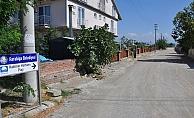 Karabiga'da yol ve kaldırım çalışmaları