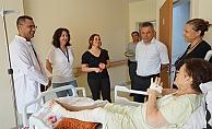 Rektör Acer'den Bayram ziyareti
