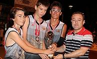 Streetball Turnuvası Sona Erdi