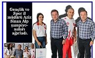 Alp Başarılı Sporcuları Ağırladı