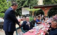 Biga'da Gaziler Günü töreni