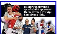 bDEFNE ÖZMEN TÜRKİYE ŞAMPİYONU/b